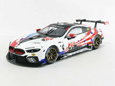 BMW M8 GTE  2018 Watkins Glen 6 hrs  Minichamps 1:18
