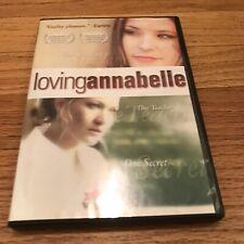 LOVING ANNABELLE - LGBT Student & Teacher DIANE GAIDRY Erin Kelly - Screener DVD