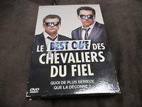 """DVD """"LE BEST OUF DES CHEVALIERS DU FIEL"""" best of"""