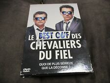 "DVD ""LE BEST OUF DES CHEVALIERS DU CIEL"" best of"