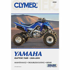 Yamaha motorcycle manuals literature ebay clymer repair manual m290 yam raptor 700 42010193 fandeluxe Images