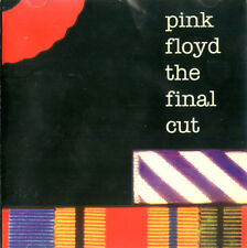 CD - Pink Floyd - The Final Cut - (ROCK) - 1994