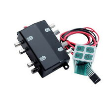 Pilot Universal Auxillary Light 4 Way Gel Panel 12v Performance Switch