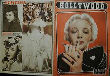 HOLLYWOOD N° 42/18.OTT.1947 Sett.le Cinematografico : VIRGINIA BRUCE - V.LAKE