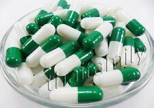 1000 Empty Gelatin Capsules,Pill Capsules,  -SIZE 1-