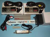 COMPLETE KIT for The NES System EVERYTHING To Get Your Console Working Again