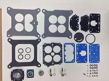 HOLLEY 4160 MARINE CARBURETOR REBUILD KIT VACUUM SECONDARY 600 CFM