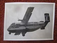 PHOTO FARNBOROUGH 1966 AVION AIRCRAFT SHORT SKYVAN G-ASCO ANSETT MAL AIRLINE