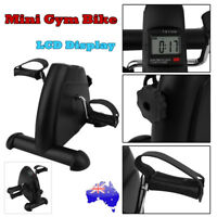 Portable Mini Gym Bike Fitness Exercise Pedal Cycle Bicycle Home Workout Machine