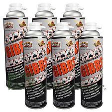 Gibbs Lubricant, Cleaner, & Penetrant - 6 Pack