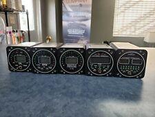 Electronics International - Engine Instruments - Opt-1, R-1, M-1, Fp-5, Us-8A-6