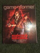 Game Informer Magazine November 2014 Issue 259 Resident Evil Revelation 2