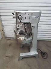 Hobart 30 Qt Mixer With Bowl Guard D-300 S/Steel Bowl, 3 Attachments 3 Phase