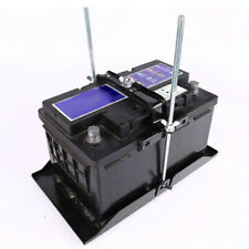 Car Storage Battery Holder Hold Down Tray Adjustable Stabilizer Bracket 19cm
