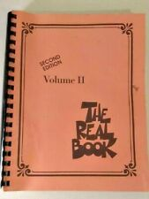The Real Book Second Edition Volume II     s