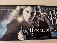 HARRY POTTER NEW LIGHT UP WAND HERMIONE GRANGER COLLECTIBLE