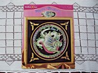 Cross Stitch Pattern Mystic Dragon II By Stitch World Item #03-190 Made in USA
