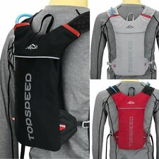 New Cycling Marathon Sport Running Vest Breathable Hydration Backpack Water Bag