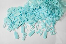 BABY SHOWER CONFETTI BLUE 1/2oz bag Shower Party Table Decoration Balloon 1-1