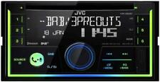 JVC kw-db93bt DOPPIO DIN cd/mp3 - Autoradio DAB Bluetooth iPod USB