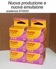 Kodak Gold 200 Pellicola Negativa a Colori - 3 Confezioni