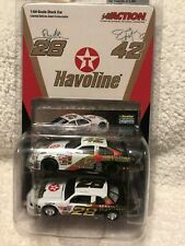 DAVEY ALLISON  ROOKIE OF THE YEAR & JAMIE McMURRAY #28 & #42 NASCAR HAVOLINE