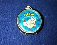 Vintage Plastic POPEYE THE SAILOR MAN King Features Syndicate Wristwatch No Band