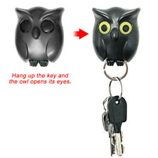 Owl Key Holder Wall Mounted Magnetic Key Holder Home Decor Creative New