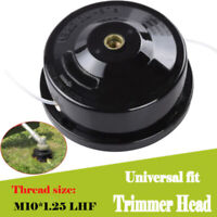 1* Petrol Strimmer Trimmer Head Bump Feed Line Spool Brush Cutter Grass  Black