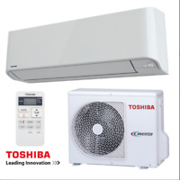 Toshiba Air Conditioning 2.5kw - Wall Mounted Heat Pump - Domestic Air Con Unit