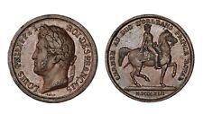 FRANCIA Villes et Noblesse, Duc D'Orleans Prince Royal 1842