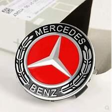 Weel hub caps emblem Mercedes Nabenkappen Nabendeckel Radkappen Felgen 75mm