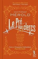 Louis-Ferdinand Hérold: Le Pré aux Clercs; NEW; 9788460892243