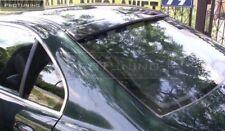 E 39 5 Series REAR WINDOW SPOILER ROOF EXTENSION SUN GUARD Cover Trim M5 Lip