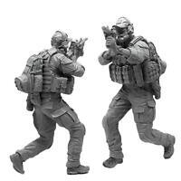 1/35 US Navy Seal Soldat Résine Soldat Nouveau Arrivé Pour 14ans ou plus