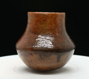 Native American Traditional Navajo Pot