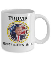Gift for DAD, Donald Trump Great DAD Funny Mug Fathers Day Gift Coffee President