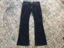 """LTB Jeans Women's """"Mary"""" Bootcut Jeans Size 31X34 Dark Blue Wash Low Rise"""