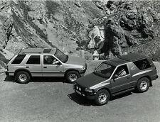 Pressefoto 1993 Opel Frontera 21,5x16,5 cm press photo Auto PKWs Autofoto Foto
