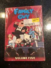 Family Guy - Volume 5 (DVD, 2007, 3-Disc Set) New Sealed Box
