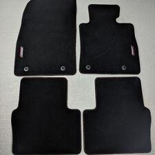 GENUINE Mazda2 Mazda 2 (DJ) Red Edition Carpet Floor Mats DE1M-V0-320