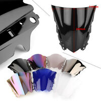 Windscreen Windshield for Yamaha YZF-R25 2014-2018YZF-R3 2015-16 Double Bubble