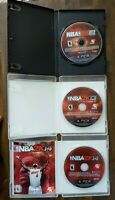 Lot Of 3 PS3 Games NBA 2K12 2K13 2K14 Sony Playstation 3 (PS3)