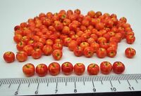 1:12th Doll house Miniatures Fruit, Pack Of 10  Cox's Apples, Fruit , Garden