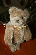 Steiff Original Teddybär • 15 cm • caramel • 50er Jahre • Teddy Bear