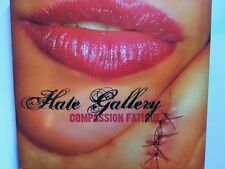 Hate Gallery-compassion fatigue | CD New | Warrior Soul nin Killing Joke Rock