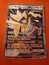 Necrozma Mane of / the Sunset GX 90/156 PV190 Reverse Holo Pokemon Card Rare Fr