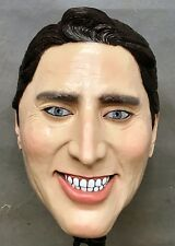 (HCOI) Canada Prime Minister Justin Trudeau Latex Mask for Adult Canada Day