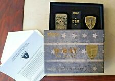 ZIPPO LIMITED EDITION D DAY 75th ANNIVERSARY SPECIAL EDITION SET