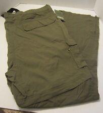 Boy Scouts Switchback Uniform Pants Green Convertible Shorts Men's Size XXL 2XL